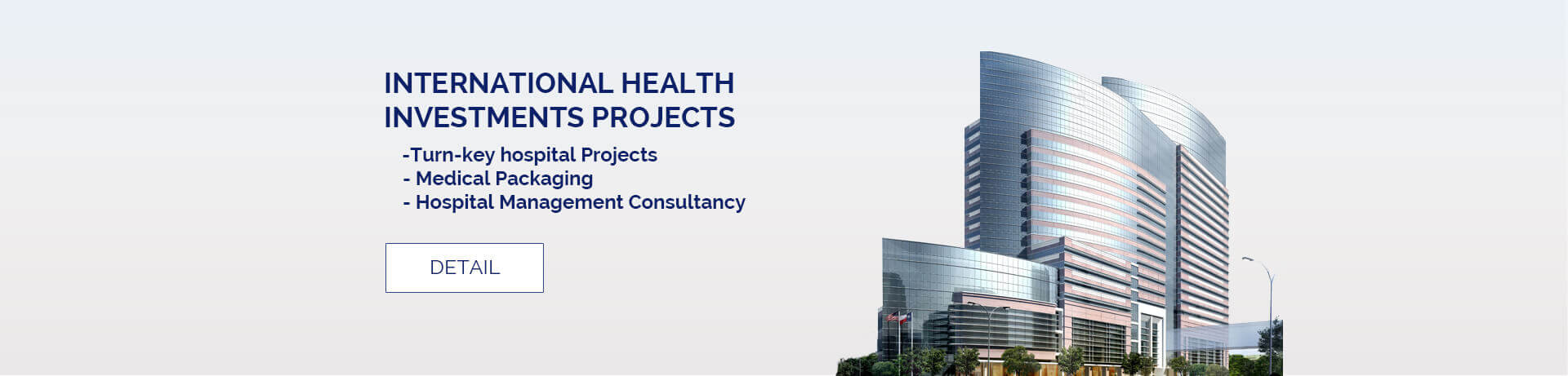 International Health Investment Projects